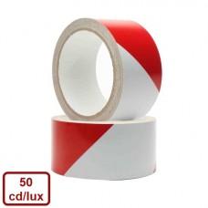 Bandă adezivă reflectorizantă 5cm X 10m (Ref.Standard)