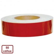 Bandă reflectorizantă adezivă (roșie) (Ref.Standard)