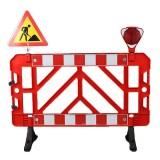 Bariere pentru lucrări (modulare)