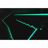 Bandă adezivă fluorescentă - rolă 46m