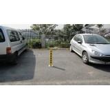 Blocator manual pentru parcare