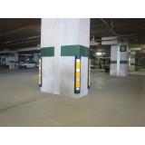 Colțare pentru protecția garajului