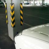 Colțar protecție perete parcare