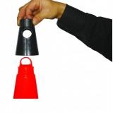 Con flexibil reflectorizant 52cm