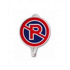 Semne pentru parcare — parcarea interzisă (Ø) 280mm