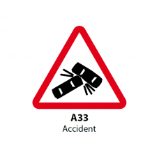 Accident — Indicator rutier