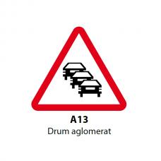 Drum aglomerat — Indicator rutier