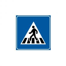 Trecere de pietoni — Indicator rutier