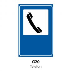 Telefon — Indicator rutier