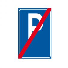 Parcare interzisă — Indicator rutier