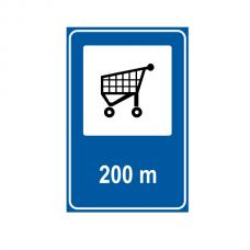 Supermarket — Indicator rutier