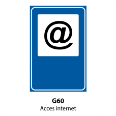 Acces internet — Indicator rutier