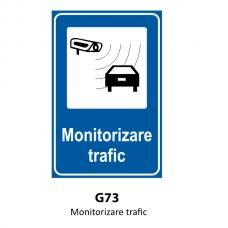 Monitorizare trafic — Indicator rutier