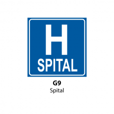 Spital — Indicator rutier