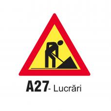 Lucrări — Indicator rutier