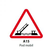 Pod mobil — Indicator rutier