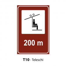 Teleschi — Indicator rutier
