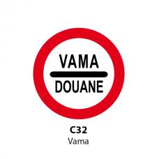 Vama — Indicator rutier