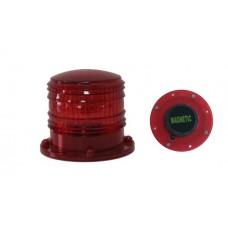 Lampă pentru semnalizare cu magnet