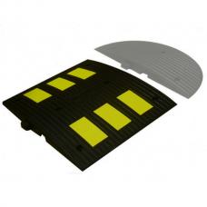 Limitator de viteză din cauciuc cu lăţimea de 60 cm