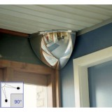 Oglindă 90° pentru magazin — (H) — 60cm