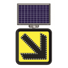Indicator rutier solar — lumină continuă — 11864FL