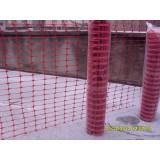 Plasa imprejmuire lucrari 1m x 50m (H x L)