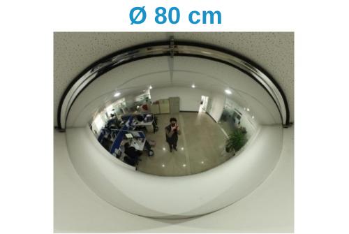 Oglinzi supraveghere (Ø) 80cm