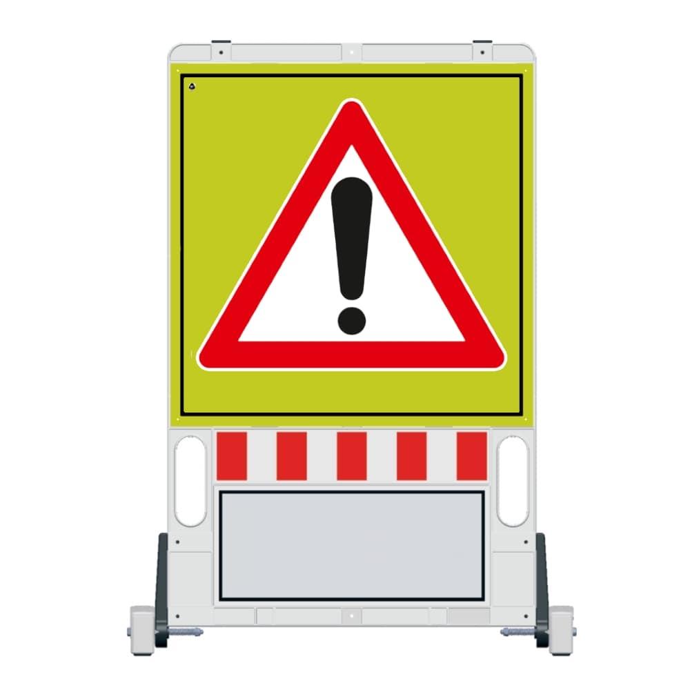 Bariere presemnalizare lucrări - Alte Pericole