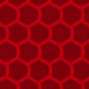 Benzi adezive reflectorizante Roșii