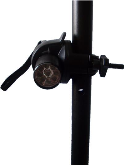 Lanterna oglindă telescopică