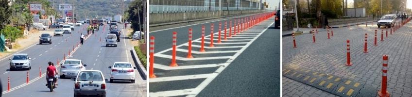 Stalpi autostrada